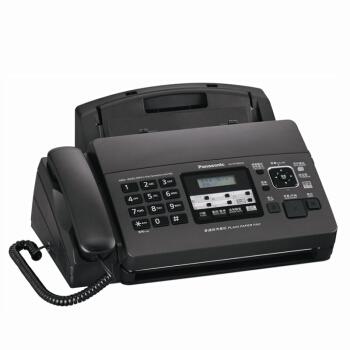 松下电器(panasonic) KX-FP7009CN 普通A4纸传真机 传真电话一体机 FP7009CN中文显示黑色_怎么样_评测_好不好