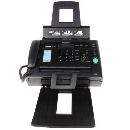 松下(Panasonic)KX-FL328CN 黑白激光传真机(黑色)_怎么样_评测_好不好